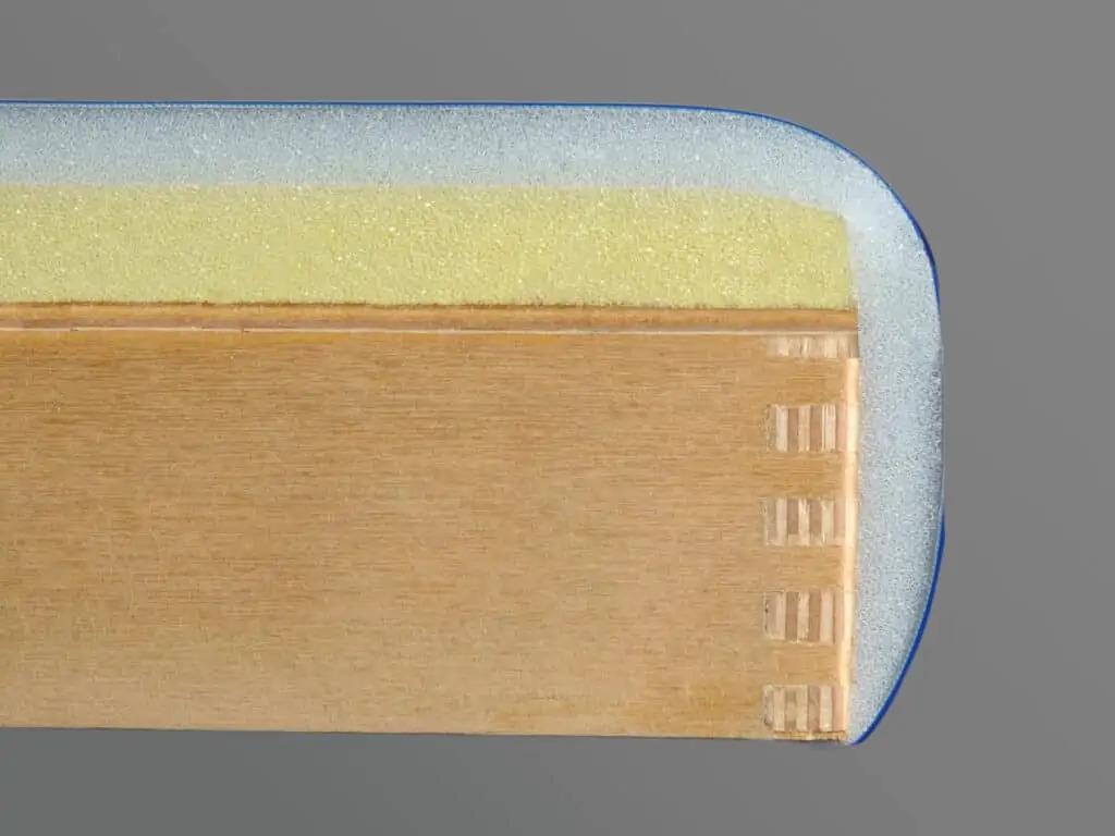 Štandardná 2,5 cm pena