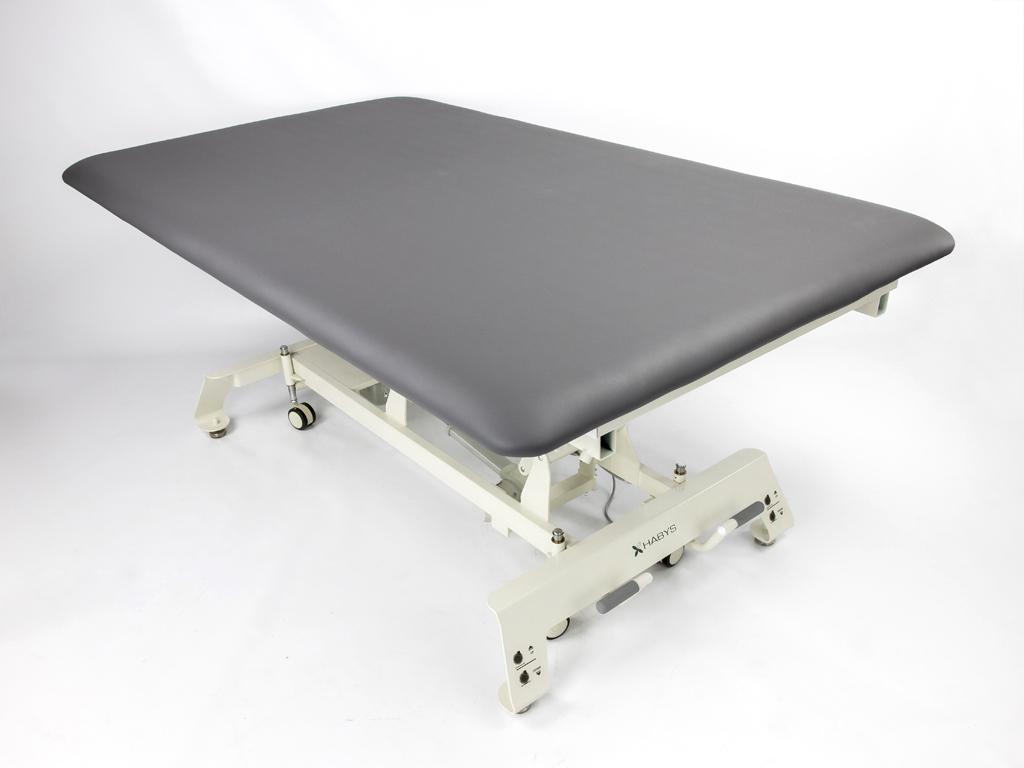 Jednotná, veľká stolová doska, ktorá spĺňa požiadavky terapií Bobath a Vojta