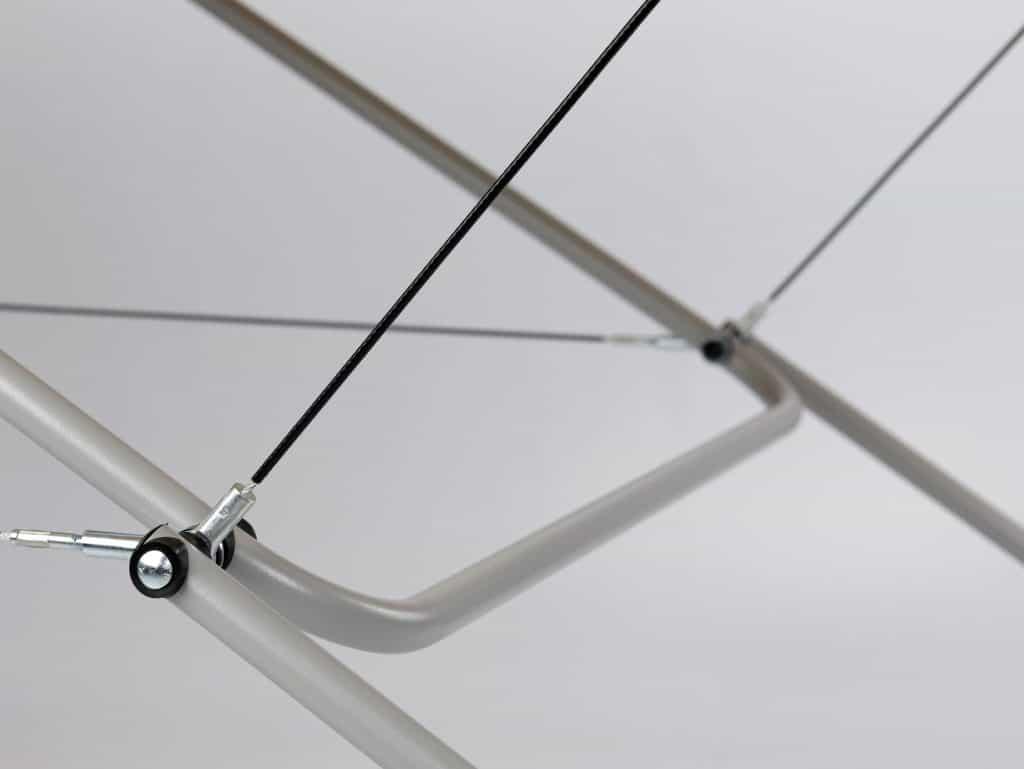 Odolné oceľové laná s povrchovou úpravou