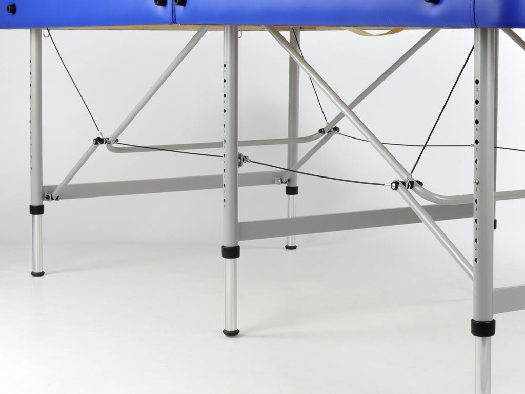 Výnimočná stabilita vďaka dodatočnej tretej stabilizačnej nohe
