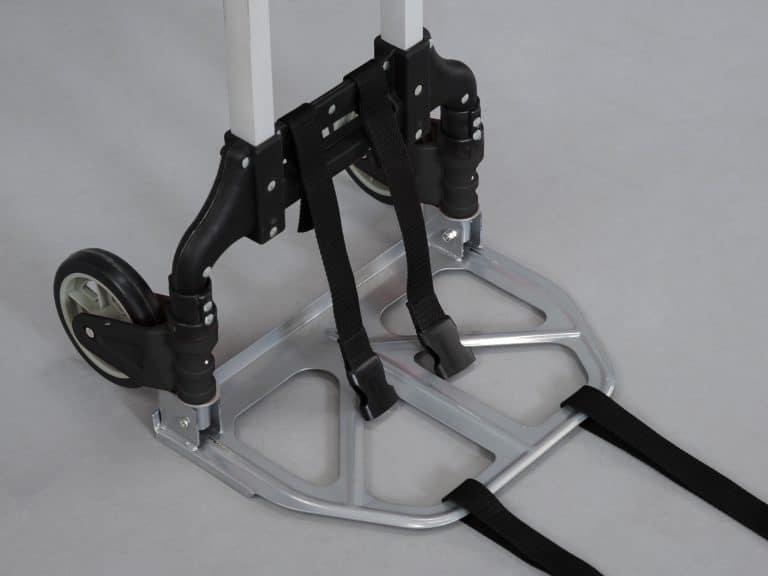 Pevná konštrukcia, špeciálne upínacie pásy